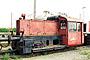 """Deutz 55744 - DB Cargo """"323 079-4"""" 01.05.2001 - Mannheim, RangierbahnhofSteffen Hartz"""