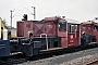 """Deutz 55749 - DB """"323 080-2"""" 10.06.1987 - Bremen, AusbesserungswerkNorbert Lippek"""