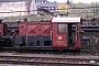 """Deutz 55751 - DB """"323 082-8"""" 02.05.1979 - Wuppertal-Steinbeck, BahnbetriebswerkMartin Welzel"""