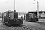 "Deutz 55757 - DB ""324 052-0"" 16.06.1984 - Fulda, BahnbetriebswerkChristoph Beyer"