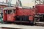 """Deutz 55761 - DB """"322 156-1"""" 12.07.1985 - Stuttgart, BahnbetriebswerkMalte Werning"""