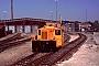 """Deutz 55761 - Wolfer & Göbel """"362"""" 04.09.1991 - Heilbronn, BahnbetriebswerkPeter Große (Archiv Frank Glaubitz)"""