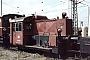 """Deutz 55761 - DB """"322 156-1"""" 14.08.1983 - Kornwestheim, BahnbetriebswerkNorbert Lippek"""