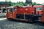 "Deutz 56052 - DB ""323 088-5"" 21.07.1979 - Bestwig, BahnbetriebswerkDietmar Fiedel (Archiv Mathias Lauter)"