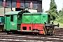 """Deutz 56781 - Bahnbetriebswerk Bismarck """"2"""" 17.06.2007 - Gelsenkirchen-Bismarck, BahnbetriebswerkAndreas Kabelitz"""