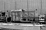 """Deutz 57006 - DB """"323 096-8"""" 30.06.1981 - Bremen, AusbesserungswerkDr. Günther Barths"""