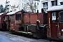 """Deutz 57008 - DB """"323 098-4"""" 12.04.1989 - Bremen, AusbesserungswerkNorbert Lippek"""