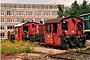 """Deutz 57009 - DB """"323 099-2"""" 18.07.1993 - Bremen, Bahnbetriebswerk HbfMartin Kursawe"""