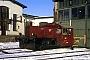 """Deutz 57014 - DB """"323 104-0"""" 13.02.1986 - Aachen-West, BahnbetriebswerkDieter Spillner"""