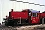 """Deutz 57014 - DB """"323 104-0"""" 08.10.1988 - Aachen-West, BahnbetriebswerkDieter Spillner"""