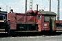 """Deutz 57020 - DB """"322 050-8"""" 17.04.1982 - WormsA. Lehnert (Archiv Axel Heumisch)"""