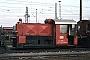 """Deutz 57021 - DB """"322 055-5"""" 06.04.1982 - Kornwestheim, BahnbetriebswerkJulius Kaiser"""