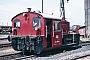 """Deutz 57263 - DB """"323 118-0"""" 06.08.1988 - Fulda, BahnbetriebswerkGunnar Meisner"""