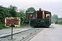"""Deutz 57265 - DB """"323 120-6"""" 10.10.1990 - BielefeldChristoph Beyer"""