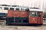 "Deutz 57267 - DB ""323 122-2"" 08.04.1993 - Mönchengladbach, BahnbetriebswerkAndreas Kabelitz"