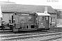 """Deutz 57267 - DB """"323 122-2"""" 02.09.1989 - Mönchengladbach, BahnbetriebswerkDr. Günther Barths"""