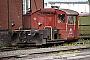 """Deutz 57270 - DB """"323 125-5"""" 18.06.1982 - Betzdorf, BahnbetriebswerkBruno Georg"""