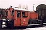 """Deutz 57275 - DB AG """"323 130-5"""" 03.02.1996 - Krefeld, BahnbetriebswerkAndreas Kabelitz"""