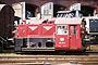 """Deutz 57276 - DB """"323 131-3"""" 05.08.1987 - Siegen, BahnbetriebswerkFrank Becher"""