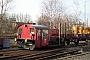 """Deutz 57278 - Lokvermietung Aggerbahn """"323 133-9"""" 26.12.2005 - OpladenWerner Schwan"""