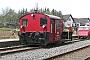 """Deutz 57278 - Lokvermietung Aggerbahn """"323 133-9"""" 27.04.2008 - UlmenDietmar Stresow"""