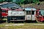 """Deutz 57278 - Lokvermietung Aggerbahn """"323 133-9"""" 30.06.2002 - Gummersbach-Dieringhausen, EisenbahnmuseumGarrelt Riepelmeier"""