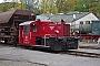 "Deutz 57278 - Lokvermietung Aggerbahn ""323 133-9"" 30.10.2010 - Gummersbach-Dieringhausen, EisenbahnmuseumJulius Kaiser"