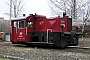 "Deutz 57278 - Lokvermietung Aggerbahn ""323 133-9"" 17.02.2006 - Leverkusen-OpladenDietmar Stresow"