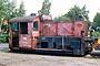 """Deutz 57289 - DB """"323 144-6"""" 16.06.1985 - Bremerhaven, BahnbetriebswerkDietmar Stresow"""