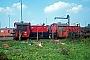 "Deutz 57289 - DB ""323 144-6"" __.07.1975 - Delmenhorst, BahnbetriebswerkBernd Spille"