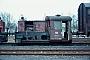 """Deutz 57289 - DB """"323 144-6"""" 11.12.1985 - Bremen, AusbesserungswerkNorbert Lippek"""