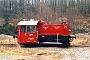 """Deutz 57294 - Vennbahn """"Köf 6436"""" 04.04.1996 - Raeren, VennbahnDietmar Stresow"""