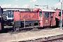 """Deutz 57296 - DB AG """"323 151-1"""" 22.03.1997 - Krefeld, BahnbetriebswerkPatrick Paulsen"""