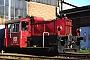 """Deutz 57308 - DB AG """"323 157-8"""" 21.04.1996 - Krefeld, BahnbetriebswerkAndreas Kabelitz"""