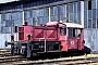 """Deutz 57308 - DB AG """"323 157-8"""" 13.08.1998 - Krefeld, BahnbetriebswerkWalter (Archiv Werner Brutzer)"""