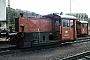 "Deutz 57309 - DB ""323 207-1"" 11.04.1985 - Trier, BahnbetriebswerkBenedikt Dohmen"