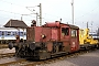 """Deutz 57310 - DB """"323 208-9"""" 19.12.1992 - Karlsruhe, BahnbetriebswerkWerner Brutzer"""