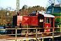"""Deutz 57312 - EBG """"Lok 1"""" __.04.2002 - Altenbeken, BahnbetriebswerkThomas Losh"""