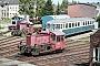 """Deutz 57318 - DB AG """"323 216-2"""" 28.08.1994 - Mönchengladbach, BahnbetriebswerkAndreas Kabelitz"""