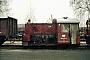 """Deutz 57322 - DB """"323 220-4"""" 04.03.1986 - Nürnberg AusbesserungswerkNorbert Lippek"""