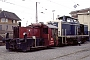 """Deutz 57334 - DB """"323 231-1"""" 06.07.1984 - Osnabrück, Bahnbetriebswerk HauptbahnhofRolf Köstner"""