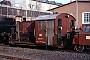 """Deutz 57334 - DB """"323 231-1"""" 12.12.1984 - Bremen, AusbesserungswerkNorbert Lippek"""