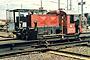 """Deutz 57335 - DB """"323 232-9"""" 30.07.1985 - Mannheim, BahnbetriebswerkChristoph Weleda"""