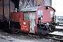 """Deutz 57335 - DB """"323 232-9"""" 08.05.1980 - Mannheim, BahnbetriebswerkMathias Lauter"""