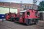 """Deutz 57340 - DB """"323 237-8"""" 04.07.1990 - Osnabrück, Bahnbetriebswerk HauptbahnhofAndreas Kabelitz"""