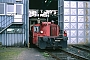 """Deutz 57902 - DB """"323 322-8"""" 21.03.1989 - Hamburg-Eidelstedt, BahnbetriebswerkGunnar Meisner"""