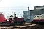 """Deutz 57902 - DB """"323 322-8"""" 28.04.1991 - Hamburg-Eidelstedt, BahnbetriebswerkEdgar Albers"""
