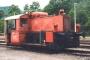 """Deutz 57908 - DBK """"323 328-5"""" __.09.1996 - Crailsheim, DBKAndy Wurster"""