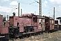 """Deutz 57909 - DB """"323 329-3"""" 14.08.1983 - Kornwestheim, BahnbetriebswerkNorbert Lippek"""