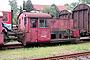 """Deutz 57912 - DB """"323 332-7"""" 15.05.2004 - Oberhausen, BSW-Gruppe OsterfeldBernd Piplack"""